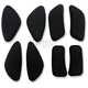 Black Soft Insert Pad for BNS Tech Carbon and BNS Pro Neck Support - 6951214-10