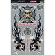Cross Skull Decal Set - QK10002