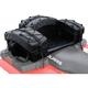 Black Arch Series Padded Bottom Cargo Bag - ASPBBLK