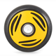 Yellow Idler Wheel w/Bearing - 04-0135-28