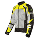 Gray/Black/Hi-Vis Yellow Induction Jacket