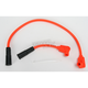 Orange 8mm Pro Spark Plug Wires - 20831