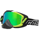 Green X1 Force SE Snow Goggles w/Mirrored Dual Lens - 64-1612