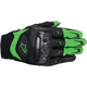 Green/Black SMX-2 Air Carbon Gloves