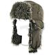 Brown Trooper Hat w/Brown Fur - WTH213
