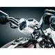Speedometer/Tachometer Visor - 4015