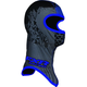 Youth Black/Blue Shredder Balaclava - 2712.40107