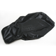Black ATV Seat Cover with Grippy Surface - AM9108G