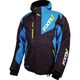 Black/Blue/Hi-Vis Recoil Jacket