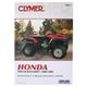 Honda Rancher Repair Manual - M200-2