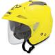 Hi-Vis Yellow FX-50 Helmet