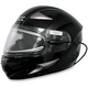 Magnus Snow Helmet w/Electric Dual-Lens Snow Shield