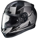 Black/Gray CL-17 MC-5 Striker Helmet
