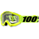 Youth Fluorescent Yellow  Accuri Goggle w/Clear Lens - 50300-004-02