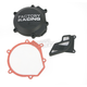 Black Ignition Cover - SC-10AB