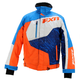 Blue/Orange Turbo Jacket