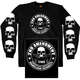 Black 2nd Amendment Long Sleeve T-Shirt