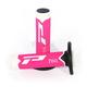 White/Fluorescent Pink 788 Extra Slim Triple Density Grips - 788WHFLFXBK
