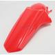 CR Red Rear Fender - 2141820227