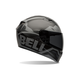 Matte Black/Gray Qualifier Momentum Helmet