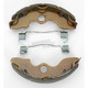 Sintered Metal Grooved Brake Shoes - 345G
