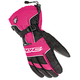 Women's Black/Pink Storm Gloves