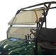 Clear Full-Tilting Windshield - 2611