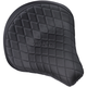 Black Solo 2 Diamond Seat - S2-VIN-00-BD