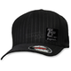 Black Originals Pinstripe Curved Bill Hat