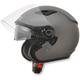 Frost Gray FX-46 Helmet