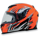 Safety Orange Multi FX120 Helmet