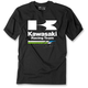 Black Kawasaki Racing Premium T-Shirt