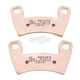 Standard Sintered Metal Brake Pads - DP553