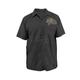 Black Rust and Redemption Garage Shirt