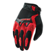 Youth Red Spectrum Gloves