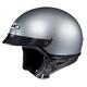 CS-2N Silver Half Helmet