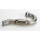 PowerBomb Stainless Steel Header - 041220