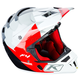 Rift Red ECE Certified F4 Helmet