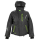 Womens Charcoal/Lime Pulse Jacket