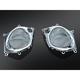 Chrome L.E.D Speaker Grills - 3920