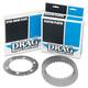 Steel Clutch Plate Kit - 1131-0429