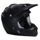 Matte Black F4 ECE Certified Helmet