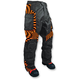 Orange Checker Throttle Pant