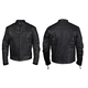 Black Beretta Leather Jacket