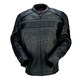 Black 444 Leather Jacket