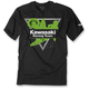 Youth Black Kawasaki Rider T-Shirt