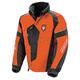 Youth Orange/Black Storm Jacket