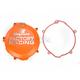 Orange Factory Clutch Cover - CC-44AO
