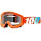 Orange Strata Goggle w/Clear Lens - 50400-006-02