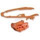 Orange Chain Guide Block and Slider Set - 2314050036